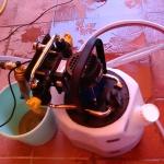 Чистка системы отопления